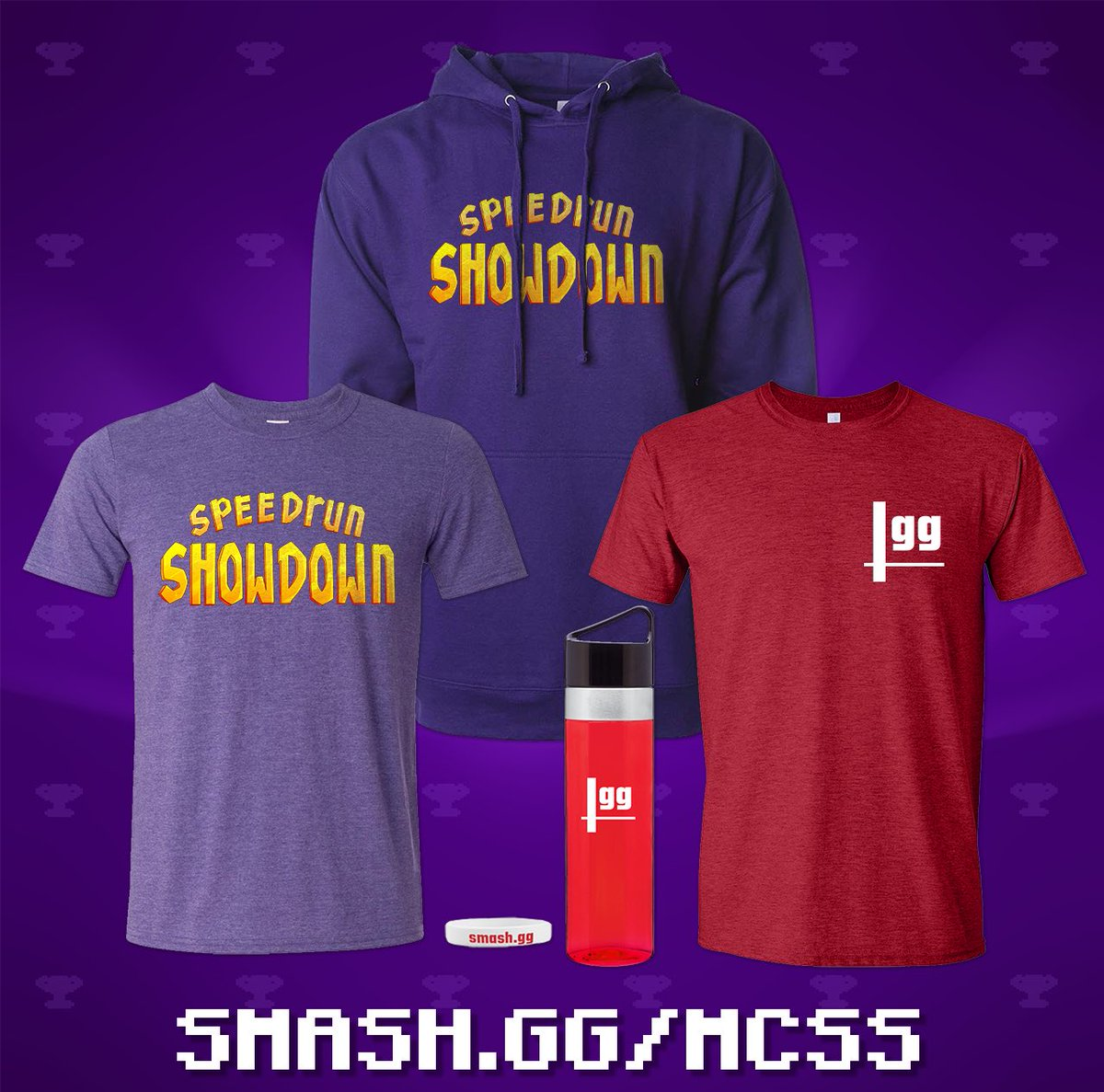nerdi_tv - Think you know how your favorite streamers will perform in Minecraft Speedrun Showdown? Put your predictions to the test with a @smashgg fantasy bracket and win some free merch at  !