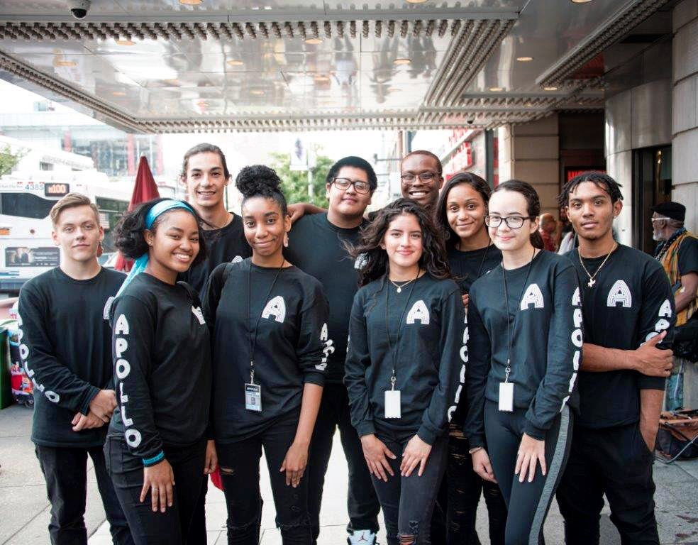Calling all high school students!   The Apollo Theater Academy: Digital Collective is seeking high school students for an 8-week immersion into the use of digital media in live and recorded productions!  🚨 Deadline is Monday! Check it out here: