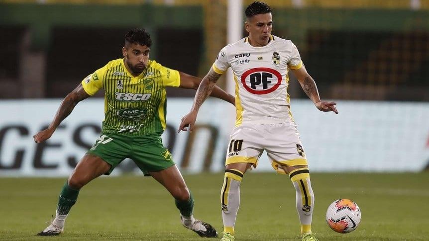Copa Sudamericana | Defensa y Justicia juega contra Coquimbo Unido buscando la final.  Seguí el minuto a minuto - https://t.co/BXpILQwuMF https://t.co/jotOFyg5BR