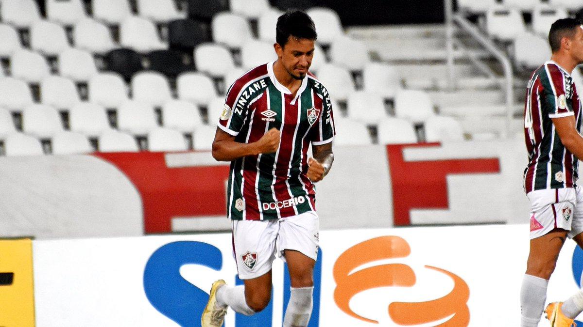 @FluminenseFC's photo on Santana