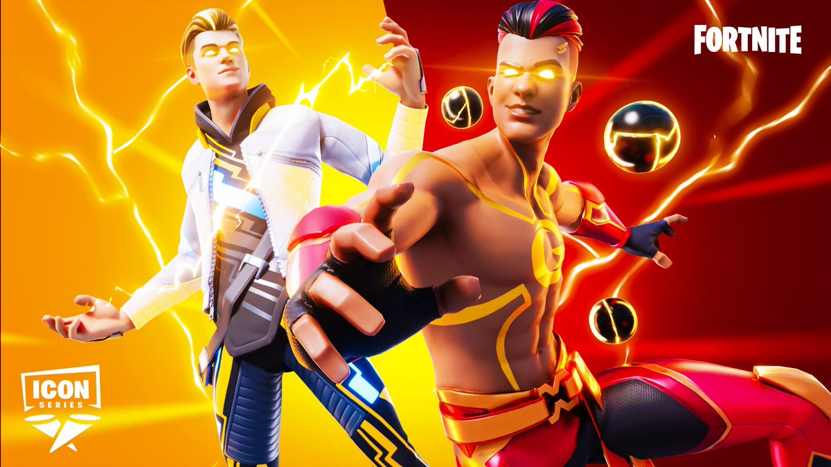 """Congrats @TheGrefg on your Fortnite skin launch!  If your picking up his skin today in the item shop, make sure to use code """"TheGrefg"""" ⚡️"""