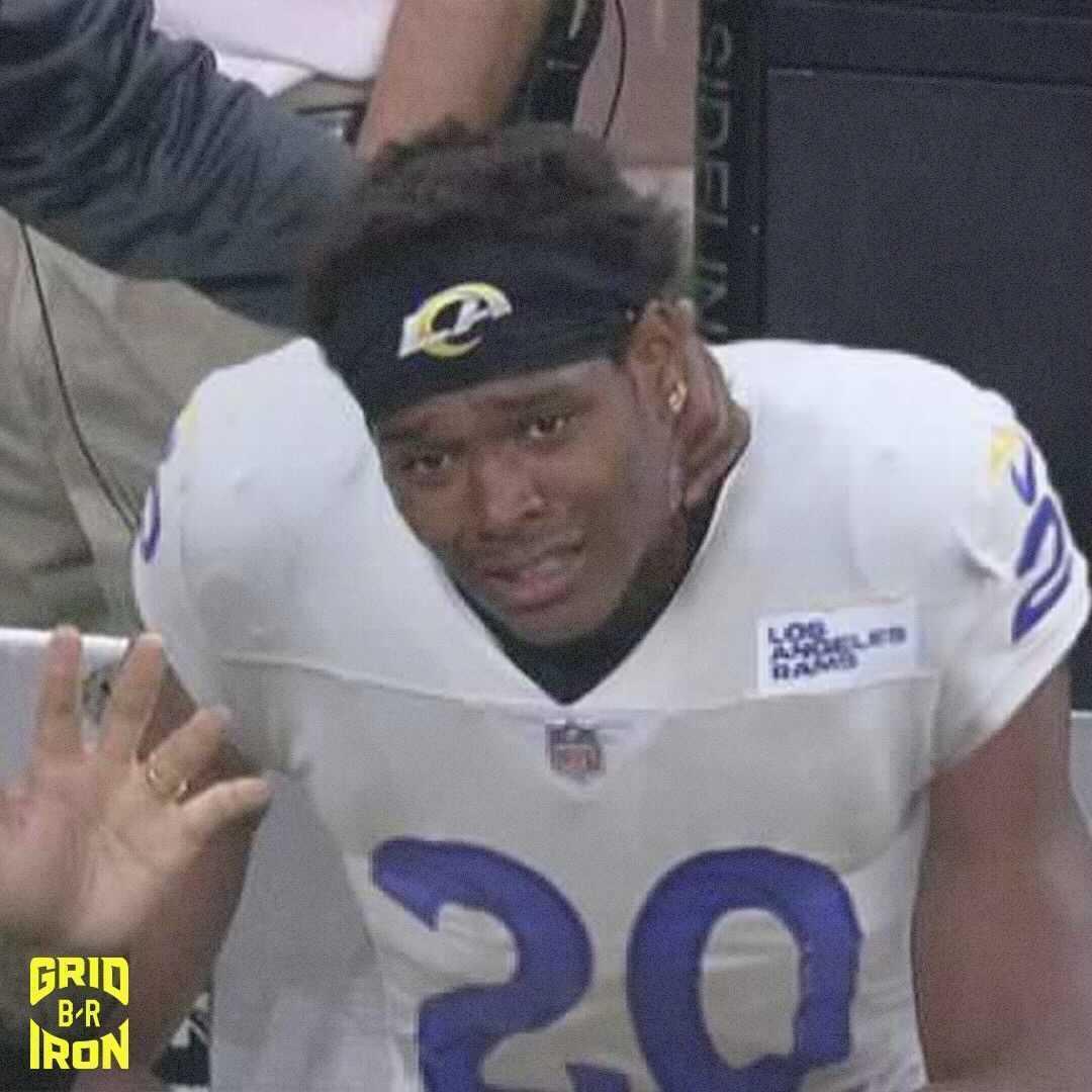 @BleacherReport's photo on Rams