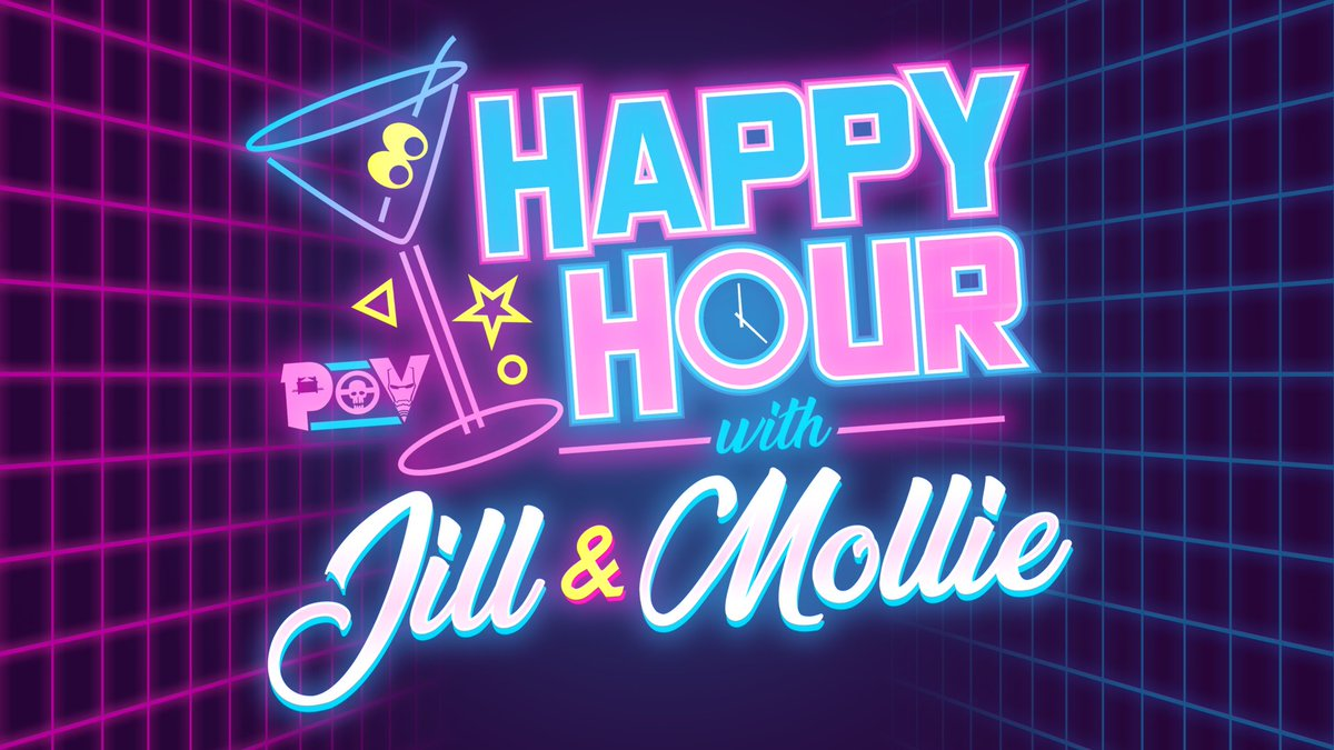 Going LIVE in 30 minutes! Grab a drink because it's #HappyHour time!  Don't forget that YOU can lead the conversation! Ask your questions & post your comments here! ➡️   STREAM LINK: