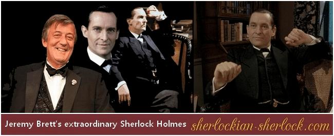 In remembrance of Jeremy Brett  - with Stephen Fry ( @stephenfry  ), Benedict Cumberbatch & other actors    #Sherlock #JeremyBrett #SherlockHolmes #Granada #StephenFry #BenedictCumberbatch #actor #actorslife #memories #remembrance #Bafta #London #England