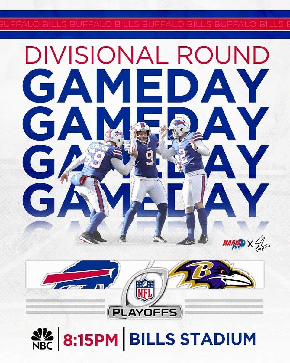 Go Bills! #NFLPlayoffs #BillsMafia #NFLDivisional