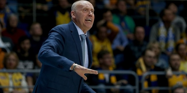Khimki Moscow Region announced that it has come to an agreement with Coach Rimas Kurtinaitis on the termination of his contract. #turkishairlines