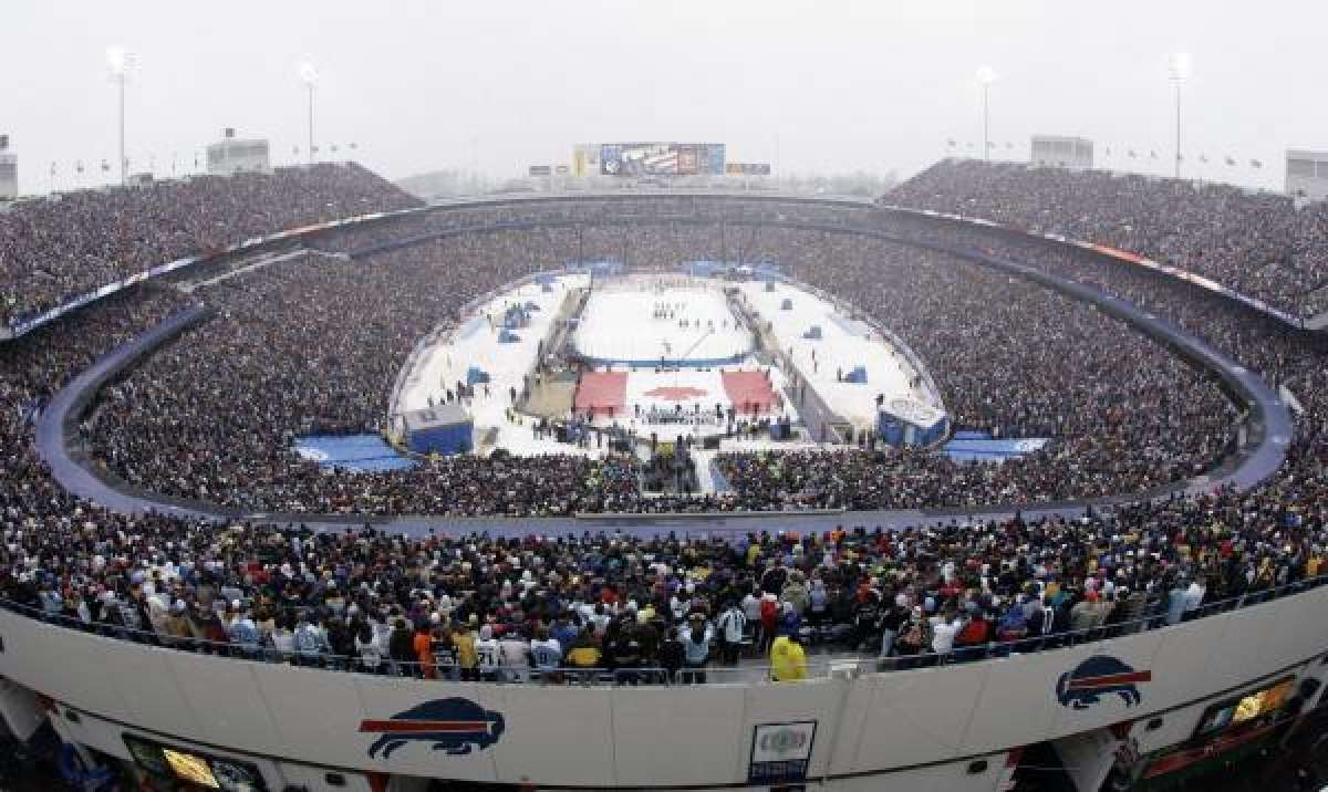 Traveled to BUF for #Penguins #Sabres Winter Classic in 2008, enjoyed great hospitality & such a good time w BUF fans Fully behind #Bills & #BillsMafia tonight  DO this #Buffalo