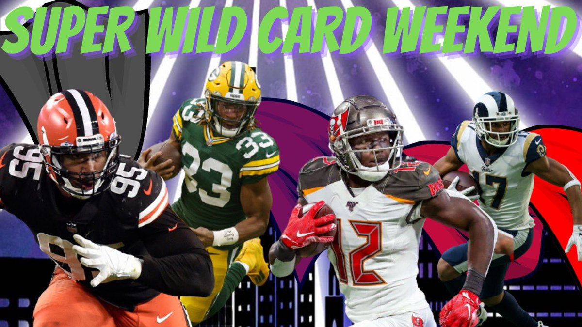 NEW EPISODE OUT NOW  #sports #football #nfl #playoffs #superwildcard