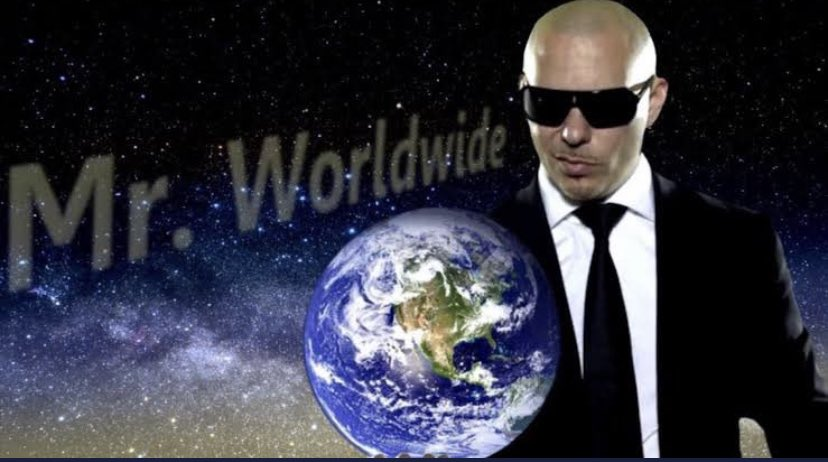 #HAPPYBIRTHDAYPITBULL YOU MR. WORLDWIDE! AND YOU'RE OUR MR. WORLDWAY