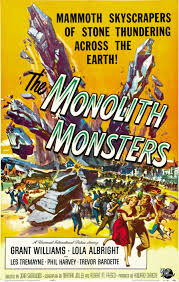Sounds like the sounds track was also use in monolith monsters sounds familiar #svengoolie