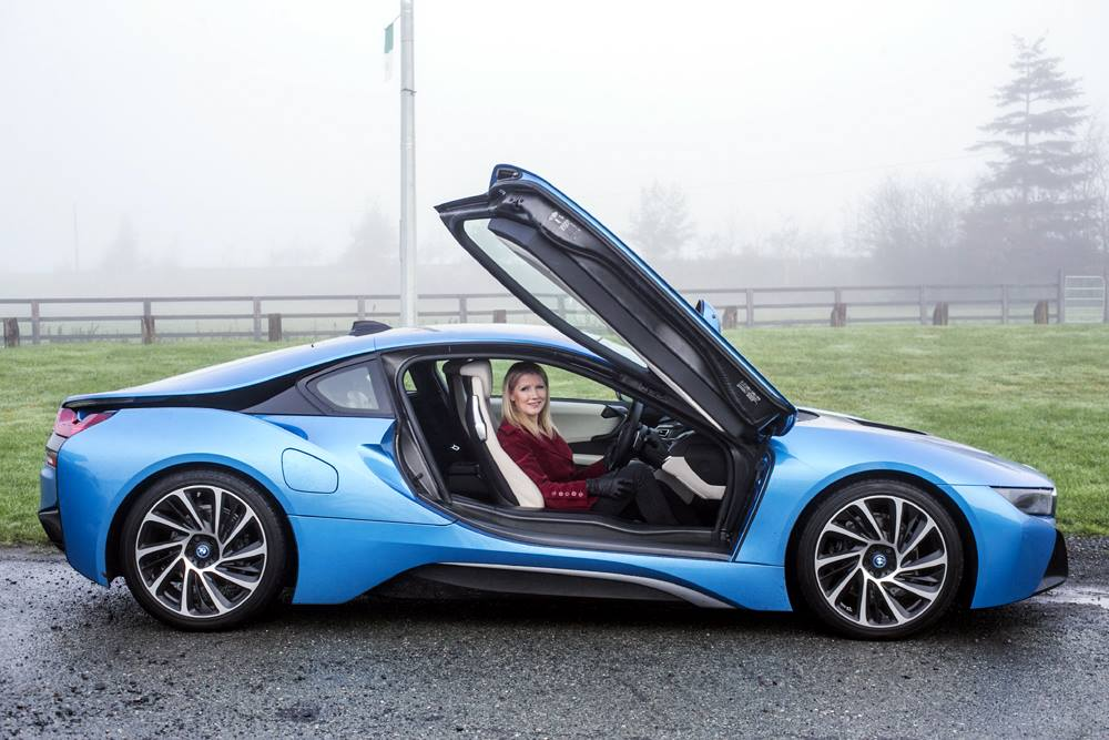 Facebook tells me this is what I was driving 6 years ago - who am I to argue :) #BMW #BMWi8