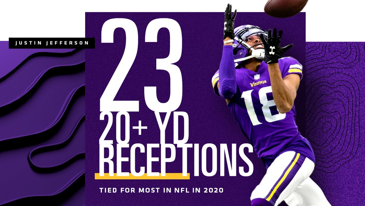 Replying to @Vikings: Already one of the game's greats ✈️  #PepsiROY @JJettas2