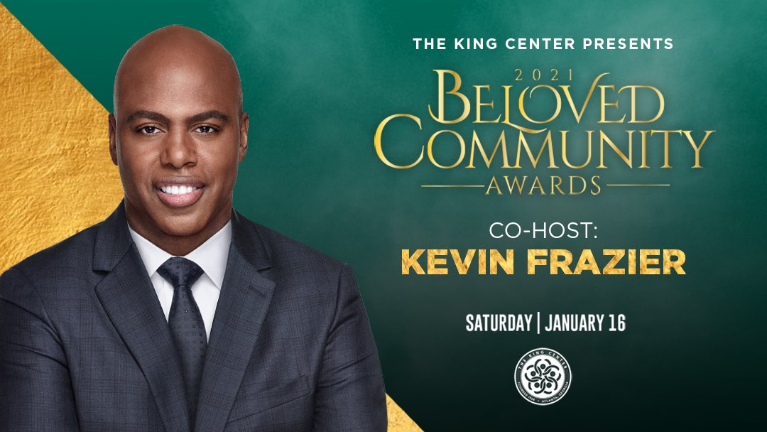 What a wonderful job our hosts, @KevinFrazier and @JCMoonves, are doing! #BelovedCommunity #MLK #CorettaScottKing #BCAKingCenter