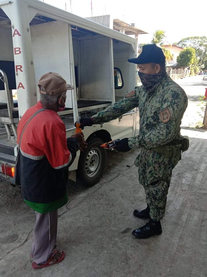 Don't get tired of helping others, You will be rewarded when the time is right, if you don't give up. #PNPKakampiMo  #TeamPNP  #ToServeandProtect