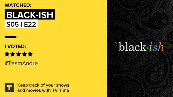 black-ish - S05 | E22 on TV Time #blackish
