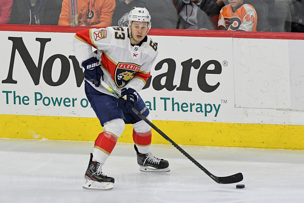 Last season with #FlaPanthers, #Sens F Evgenii Dadonov became the 5th player hailing from Chelyabinsk, RUS to accumulate 200 #NHL points , in his 273rd game(all Florida.)   1. Sergei Gonchar - 811 points 2. Evgeny Kuznetsov - 389 3. Sergei Makarov - 384 4. Vitali Yachmenyov - 216