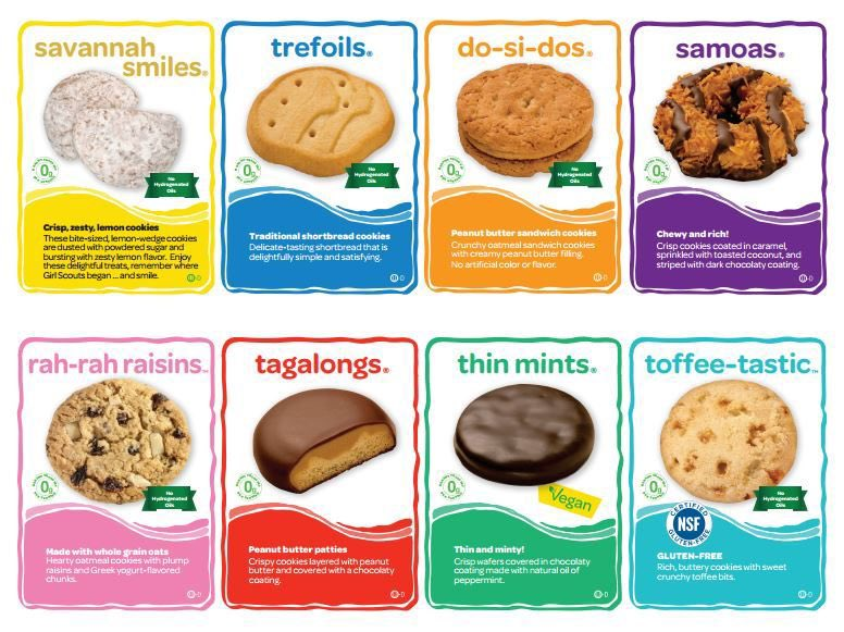 cw // food   fuck your zodiac sign what's your favorite girl scout cookie?