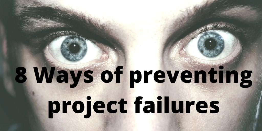 Why do so many projects fail before they've even started?   #PMOT #projectmanagement #failure #covid #wfh #remotework #remotePM #homeoffice #digitalnomad #projectmanager