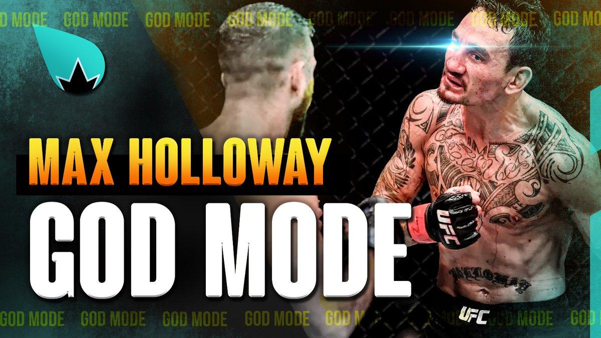 Max Holloway - une MASTERCLASS pour l'histoire #UFCFightIsland7   En vidéo :  En audio :