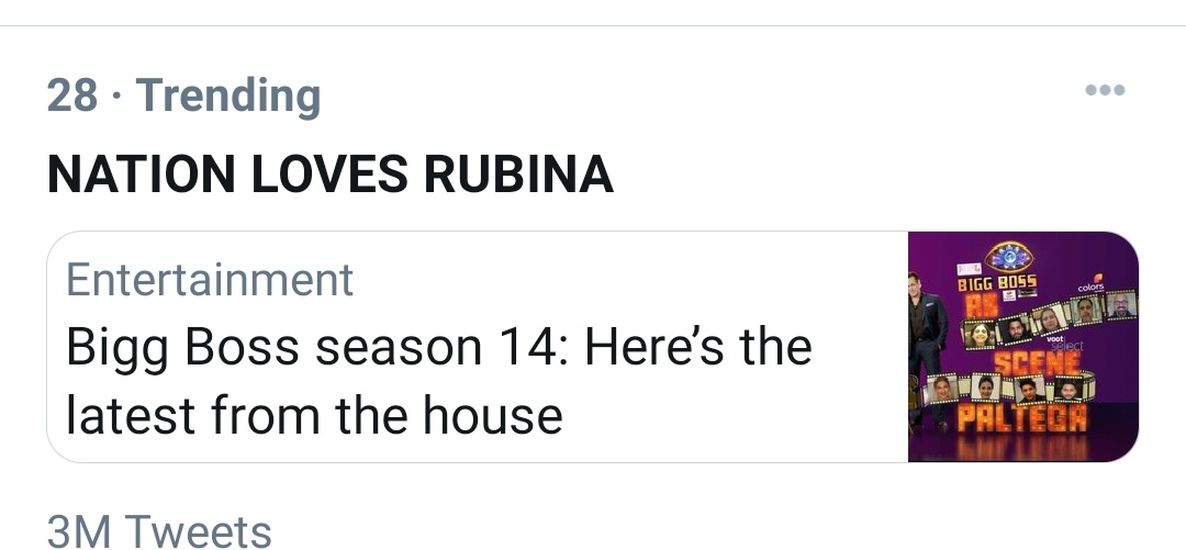 RT @RubinaTM: 3M for NATION LOVES RUBINA  RT if you are ACTIVE  Let's continue our Josh https://t.co/lbZpO6yOPP