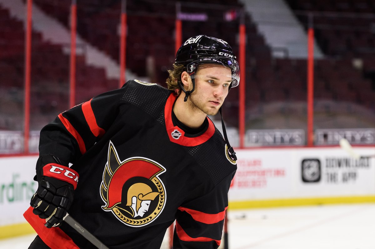 Replying to @NHLonNBCSports: Hey @Senators,  These sweaters are 💯. #GoSensGo