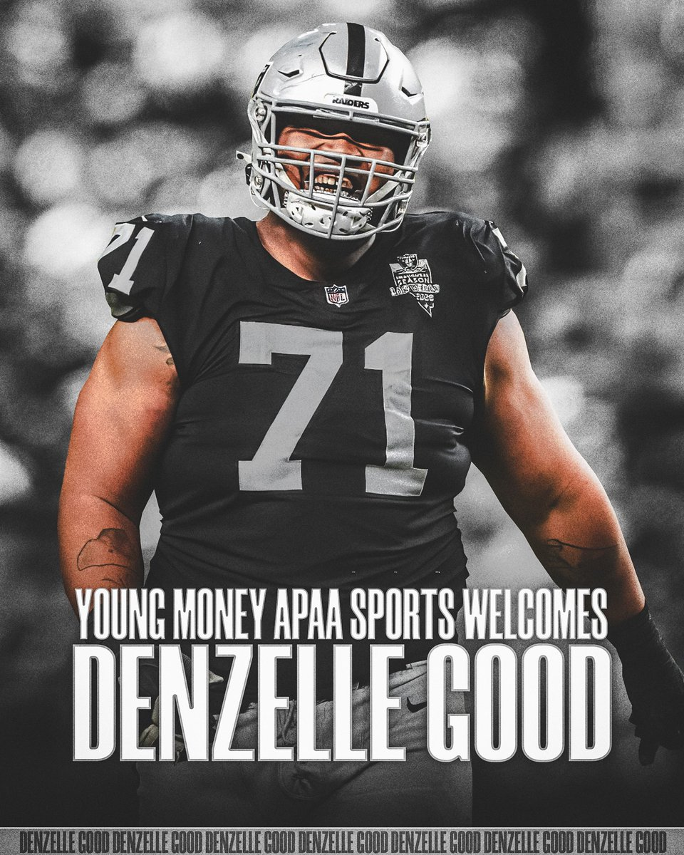 Welcome to the FAMILY! @IBeDG_71   We are excited to work with you as the future is BRIGHT!  #YMAPAA