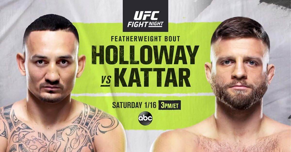 The UFC kicked off 2021 in style as Max Holloway put in a legendary performance against Calvin Kattar.   Read all about the fights and catch up on the results here:   @BlessedMMA #UFCFightIsland7 #UFC #MMA