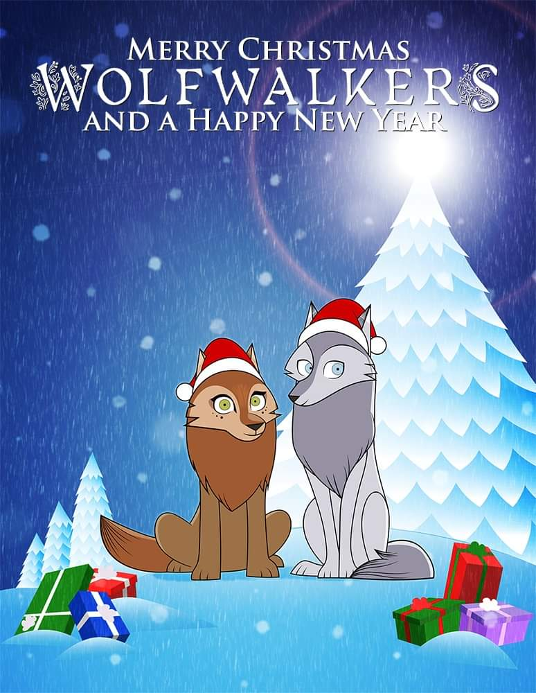 """Merry Christmas Wolfwalkers and a Happy New Year. I gave you a 30 minute special on Christmas holiday Featurette, I call it """"Wolfwalkers: Christmas Holiday Special"""" A New Cartoon Saloon Holiday . #wolfwalkersmovie #wolfwalkers #cartoonsaloon #hoilday  #christmas #tommmoore"""