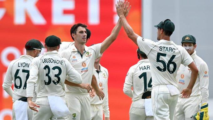 Live Report: Australia vs India, 4th Test, Brisbane, 3rd day Photo