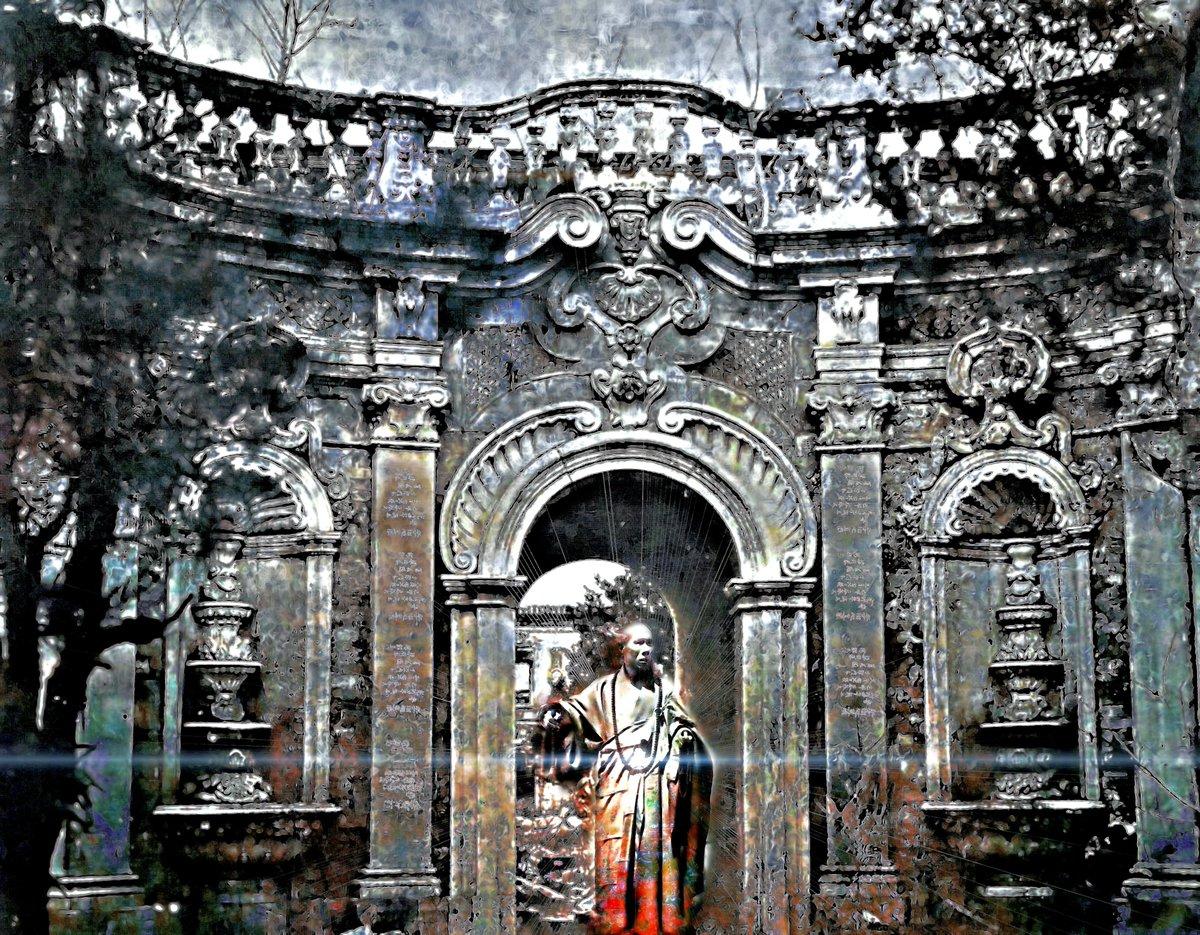 The Holy Man's Ghost   Fantasies of a Mad Creator Grey Cross Studios #art #artwork #surrealism #fantasy #sciencefiction #photography #Digitalart #scifi #ArtSeries #ArtGallery #NewOrleans #NOLA #NOLAArts