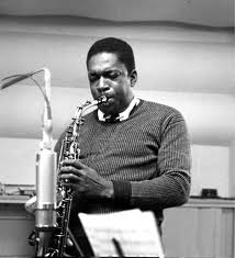 """""""John Coltrane - The first time I heard Bird play, it hit me right between the eyes. #jazz #quote #quotes #art"""