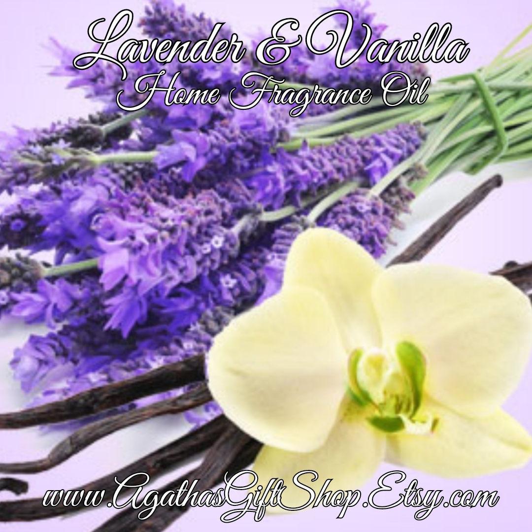 Lavender Vanilla Home Fragrance Diffuser Warmer Aromatherapy Burning Oil  #HerbalRemedies #HomeFragranceOil #PerfumeBodyOils #AromatherapyOil #Etsy #GiftShopSale #CyberMonday #ScentedWarmerOil