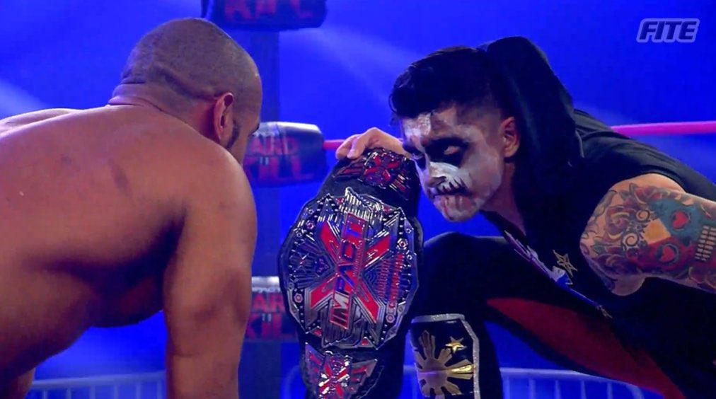 Manik paga con la misma moneda a Rohit y retiene su titulo en Hard To Kill.
