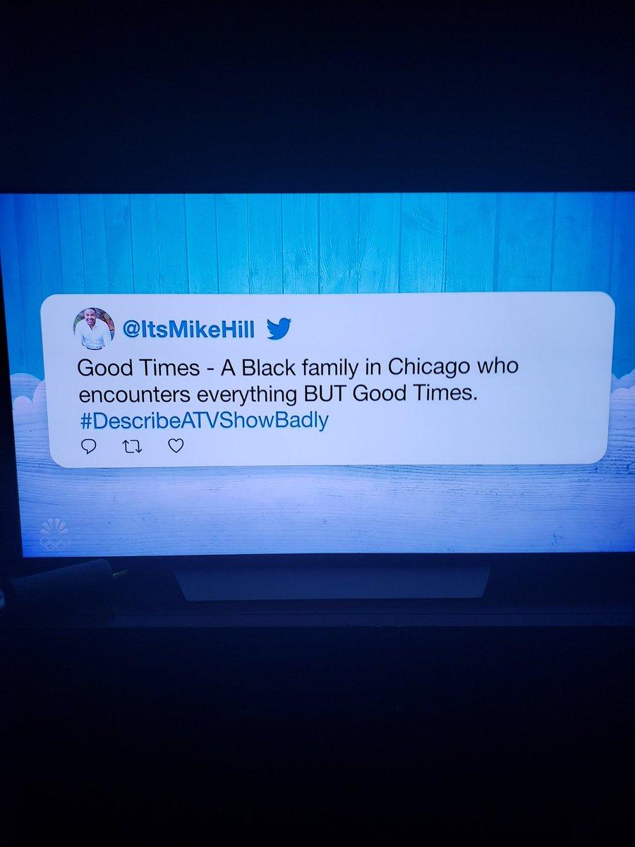 Lol @ItsMikeHill your tweet on the #FallonTonight 🤣