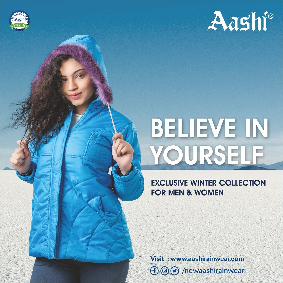 Keep smiling. One day life will get tired of upsetting you.  #friends #life #smiling #winterwear #winter #style #fashion #Hoodies #Aashi #winterjacket #winterlover #Outfits #winterwalks #SundayMorning #newaashirainwear #VocalForLocal Please visit