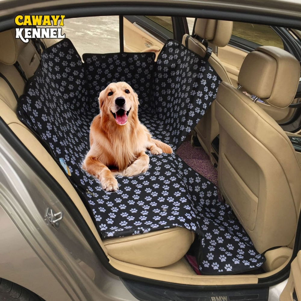 Car Seat Cover Dog Carriers Waterproof Rear Back  Buy Now For $ 40.00  FREE Shipping  Tweet a friend who would love this!  AxesoStore The world of #accessories  #Mobile #Fashion #Car #Gamers ️ #Gym  #Swimming  #Kitchen #Pets