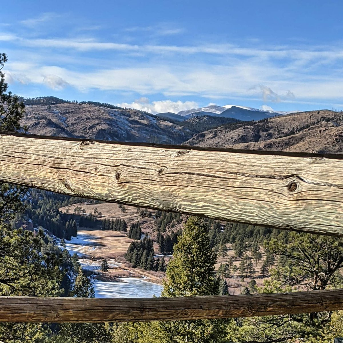 Hiked to the observatory at PVR park today. The views were amazing!   @JeffcoOpenSpace #hiking #whereihike #outside #mountains #Colorado