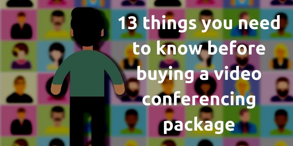 These are the key considerations you should take into account before buying a video conferencing package  #coronavirus #remotework #remotejobs #COVID #wfh #workfromhome #remoteworking #digitalnomad #homeoffice #freelancer #homeoffice #coworking