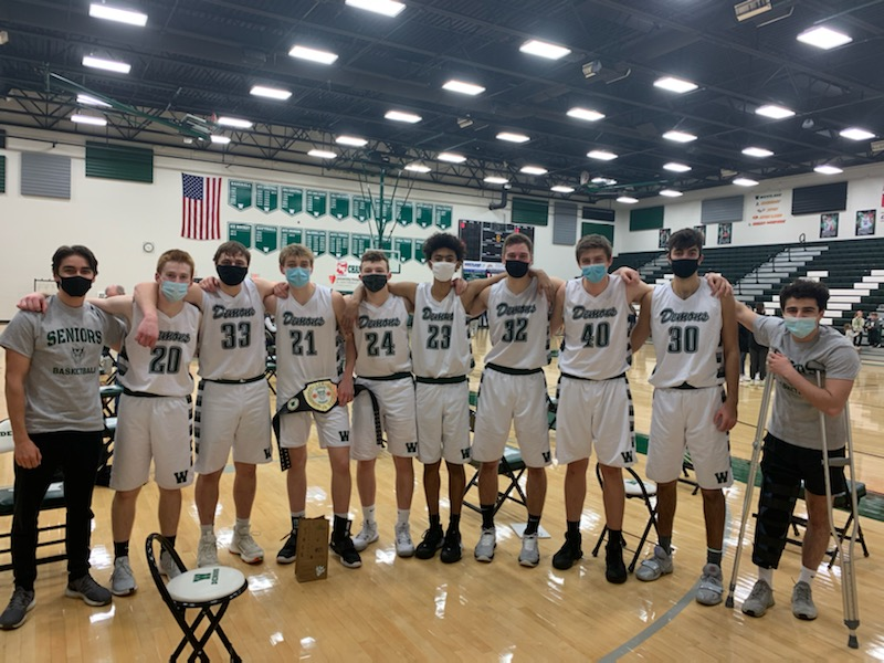 Great to get back on the right side tonight with 82-60 win over Lake Catholic. Happy for our seniors (co-winner of Ultimate Warrior of the Game) and excited to get back to work to carry this effort forward! @DemonBoosters @DemonAthletics @WHS_Westlake #together