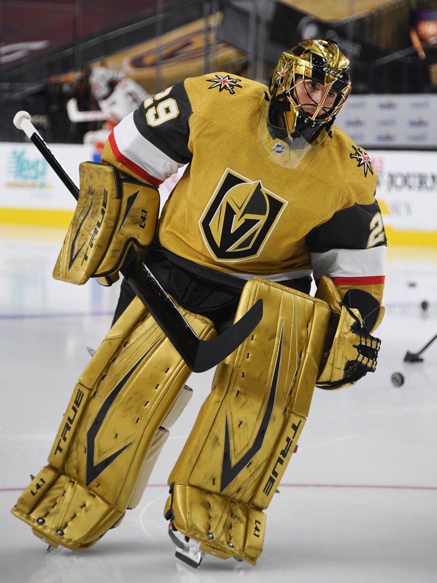 Replying to @NHLonNBCSports: What a look, @GoldenKnights. 👀  #VegasBorn | 🌸🌼
