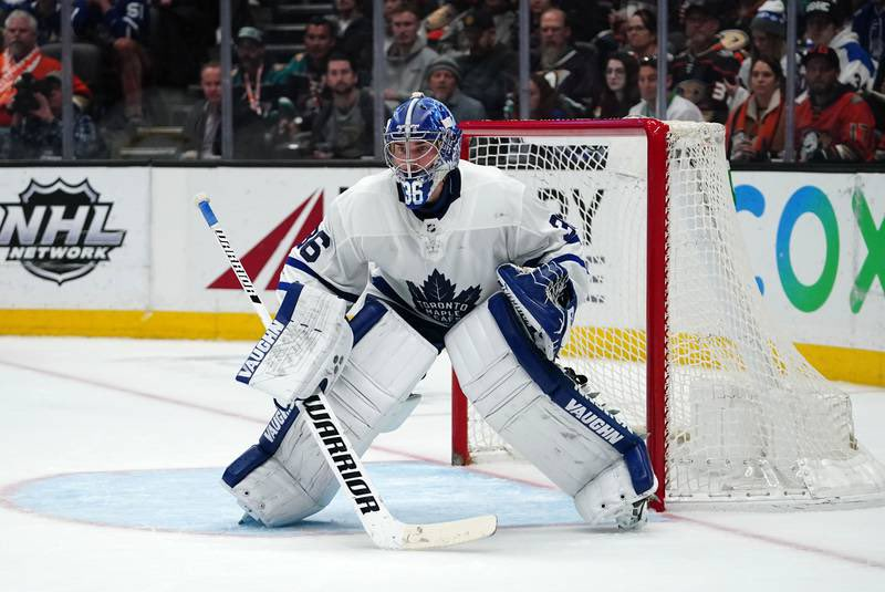 🔥🚨🔥🚨OFFICIAL JACK CAMPBELL APPRECIATION TWEET🚨🔥🚨🔥#LeafsForever #HockeyTwitter #NHL