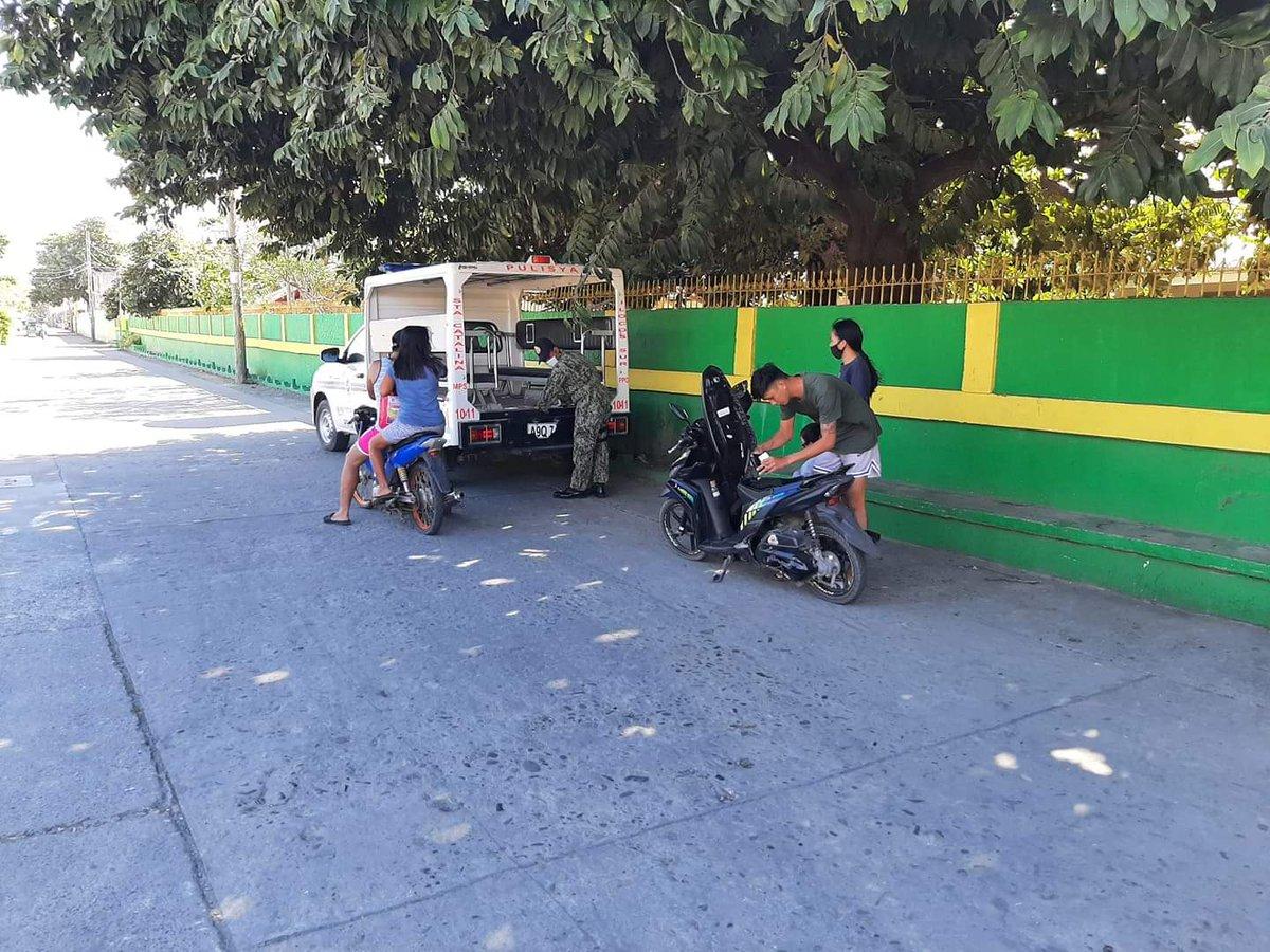 @pro1officialtw @isurppo  Personnel of this station conducted Oplan Sita at Brgy. Cabittaogan this municipality. #TeamPNP #ToServeandProtect #PNPKakampiMo .#PNP #IlocosSurProvincialOffice #IlocosSur #GovRyanSingson