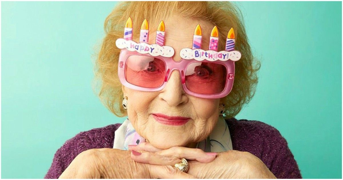 Happy birthday to the legendary Betty White #99YearsYoung #HappyBirthdayBettyWhite