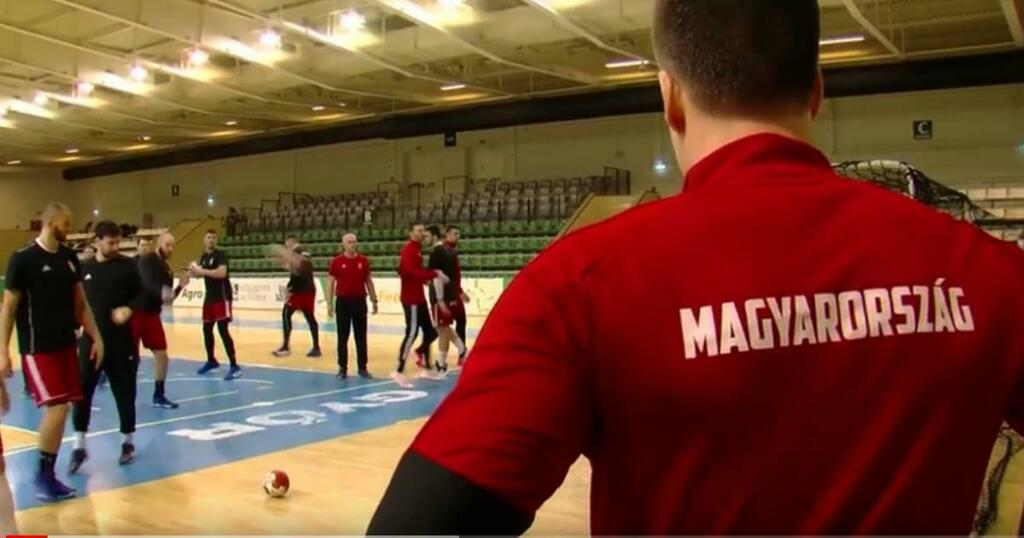 Férfi kézilabda-vb - Magabiztosan nyerték első meccsüket a magyarok https://t.co/3CcGVNT7p7 https://t.co/UYkhhTG1wV