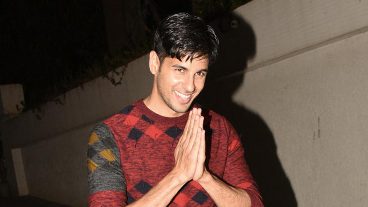 #MiddayEntertainment|   #SidharthMalhotra: No uncle or aunty recommended me; could only learn from mistakes  Read more: