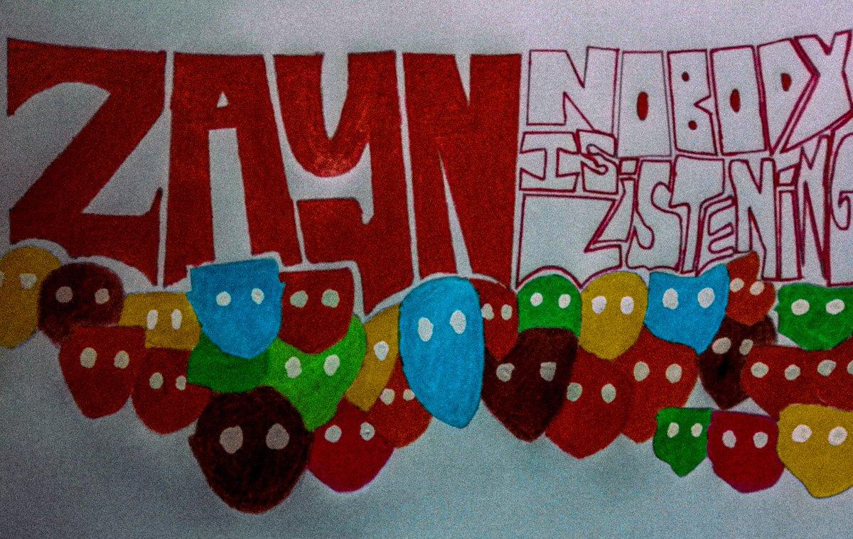 #Zayn #NobodyIsListening #Zquad #sweat #outside #better #Vibez #z3