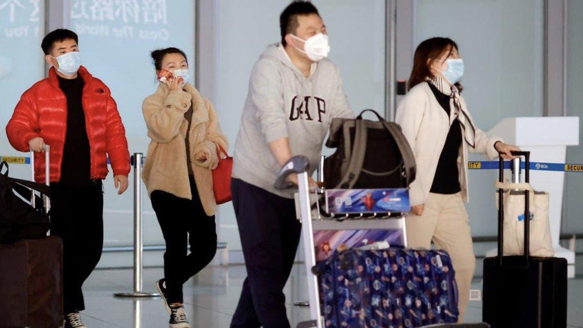 #الصين : تسجيل 109 حالات إصابة بـ«#كورونا» .. منها 96 إصابة محلية #صباح_الخير