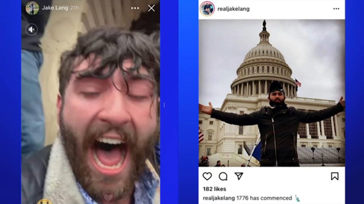FBI arrests Orange County man seen in Capitol riot pictures he posted online