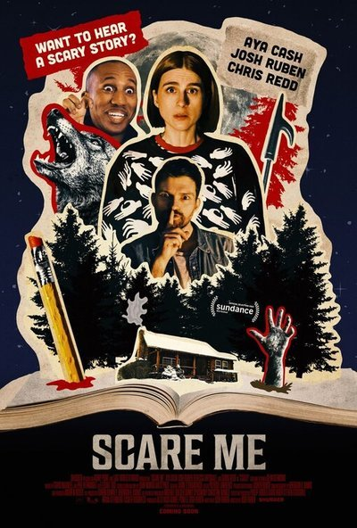 Chill on your Sunday listening to us dissect Scare Me from @joshruben A master-class of filmmaking and writing, it's a great, funny, suspenseful film on a budget. Do it with me, Sshhhhhh    #PodernFamily #podcast #podcastHQ  #PodNation #bravoforthebside