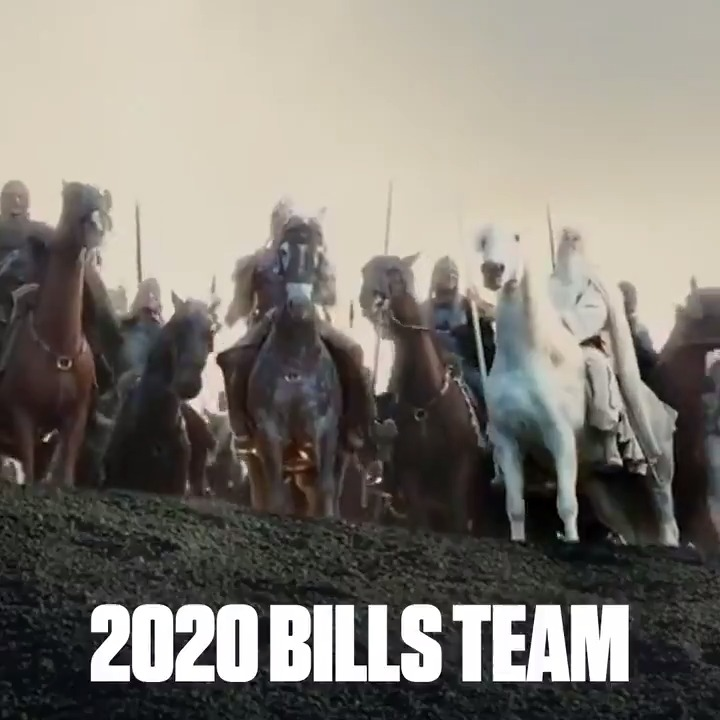 After years of struggling, hope finally arrived for the @BuffaloBills and #BillsMafia